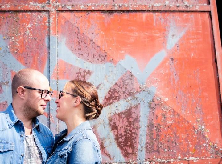 Love session Julie & Pierre Simon en région parisienne
