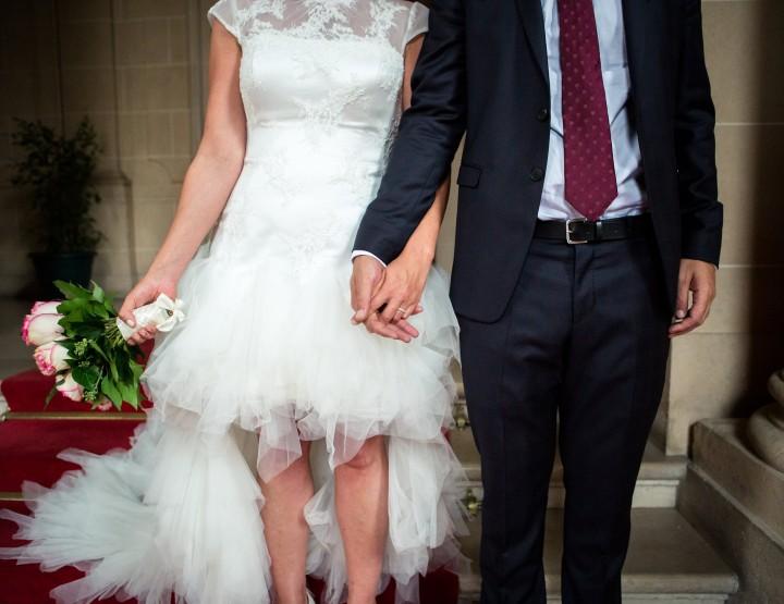Mariage Nathalie & Thomas dans Paris 19ème