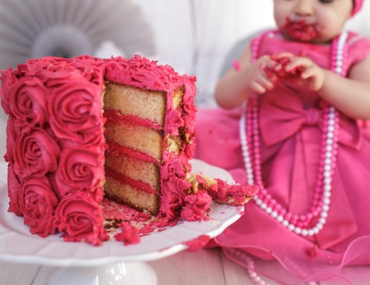 Smash the Cake Lina [1 an] au home-studio en Essonne