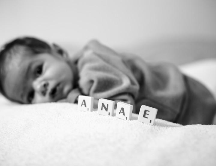 Séance nouveau né Anaé à domicile en région parisienne
