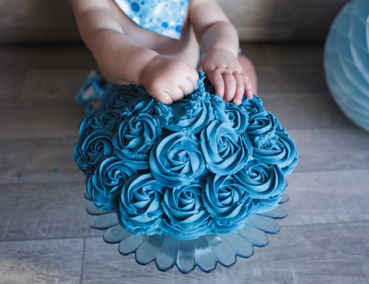 Smash the cake Titouan au home-studio (Essonne)