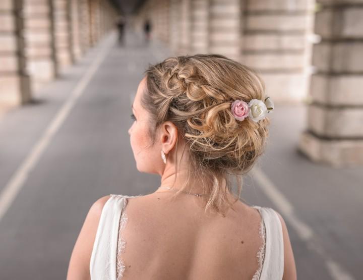 Mariage à La Baleine Blanche à Paris sur les quais de Seine