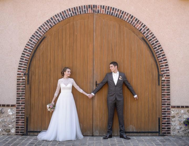Mariage au Moulin de Lambouray