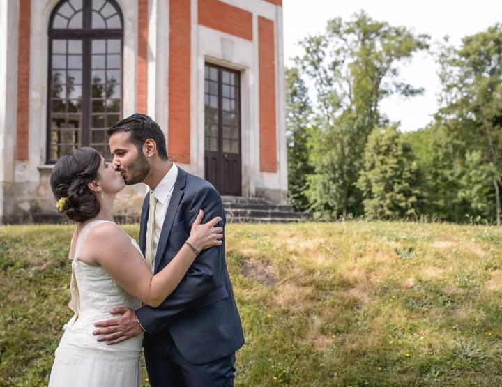 Mariage à la Ferme du Vintué d'Etréchy