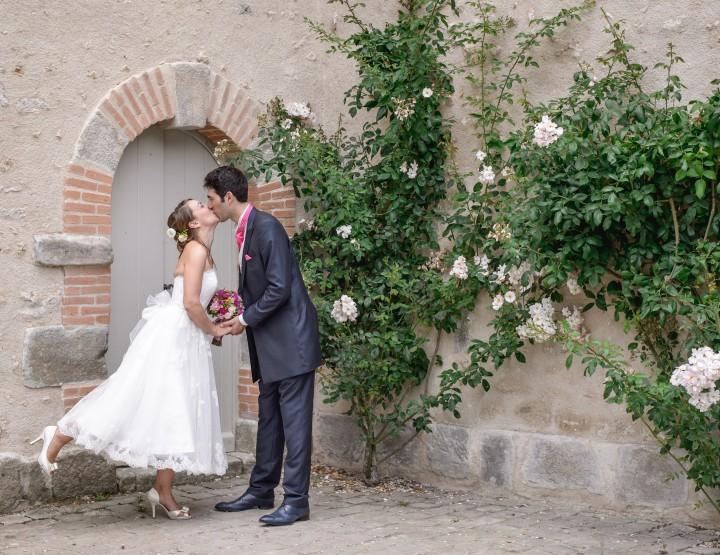 Mariage au Domaine de Quincampoix dans la vallée de Chevreuse