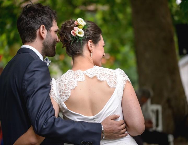 Mariage au Domaine du Marchais-Bouchet à Gennes
