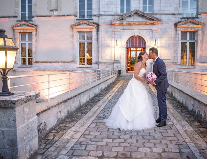 Mariage au Château d'Augerville - Loiret