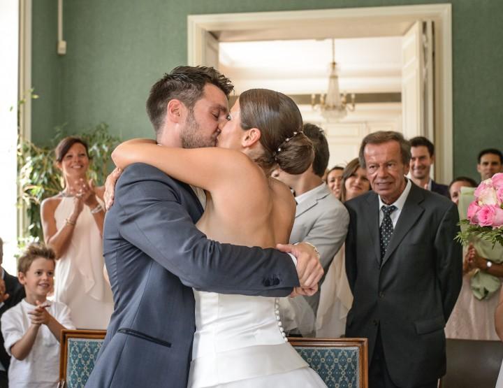 Mariage à la Grange des Aulnaies à Amenucourt - Val d'Oise