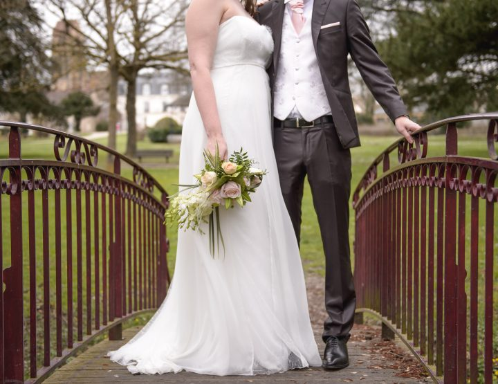 Mariage à La Ferme de Montblin d'Echarçon