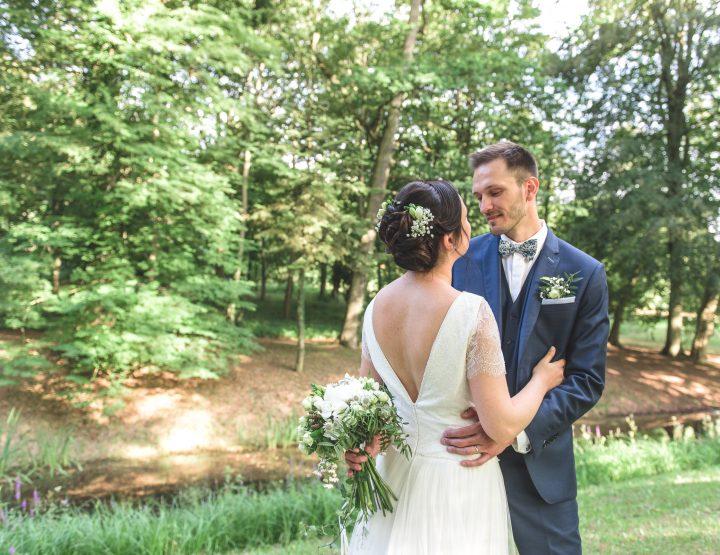 Mariage au Domaine de Segrez à Saint Sulpice de Favière - Essonne