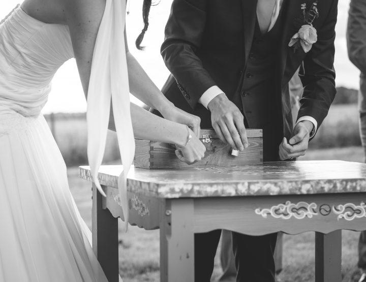 Mariage au Nomade Lodge de La Chapelle Gauthier - Seine et Marne