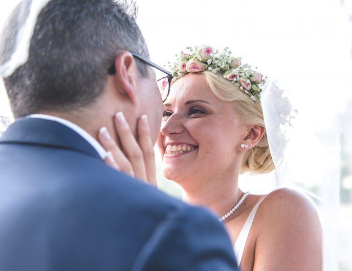 Mariage à La Maladrerie Saint Nicolas à Gravigny - Eure